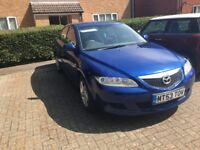 Mazda 6 2.0 TDS (turbo whistling/failing) selling cheap!