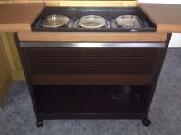 Hostess Trolley perfect for Christmas