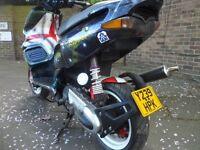 hpi clear Gilera Runner 125 cc 2 strock