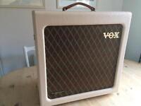 VOX AC15H1TV Combo Hand Wired Valve Amp With Blue Alnico Speaker. Limited Edition.