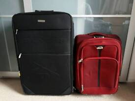 Travel bags in very good condition