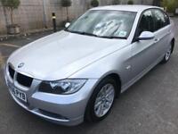 STUNNING CONDITION 2006 BMW 320D SE AUTO,DRIVES EXCELLENT,2 KEYS,LONG MOT,FULL SERVICE HISTORY