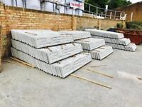 Reinforced Heavy Duty Concrete Gravel Boards / Rockface