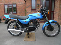 HONDA CB250 RSA, April 1982, Original Condition. 40,300 Miles.