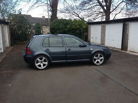 Mk4 Golf GTTDI 5dr manual 6spd 150bhp chipped - 195bhp. £1250 Ono