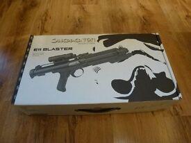 Original Stormtrooper E11 Blaster by Shepperton Design Studios