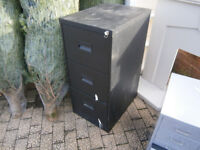 FILING CABINET 3 DRAWER IN YEOVIL