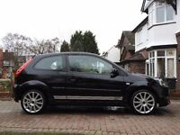 Fiesta ST 150BHP Panther Black Metalic - Stunning Low Mileage fantastic Condition