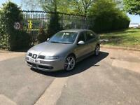 SEAT LEON CUPRA FR 1.8T (05) *LOW MILES* - 12 MTH MOT - FSH - CAMBELT DONE - MINT - PX WELCOME