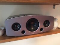 EXCELLENT condition 100W JVC SP-AD300 bluetooth speaker - with remote.