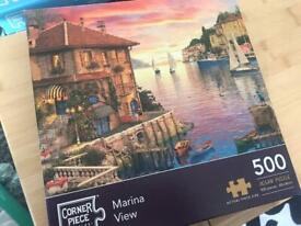 Jigsaw puzzles 500 pieces (£4 each)