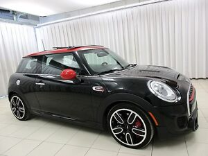 2015 MINI Cooper JCW TURBO 228hp w/ BREMBO BRAKES, NAVIGATION &
