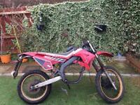 Gerlia rcr 50 motorbike project