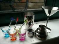 coctail shaker set