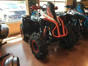 2017 Can-Am Renegade® X® mr 570
