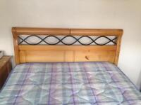 Headboard for 4 ft bed