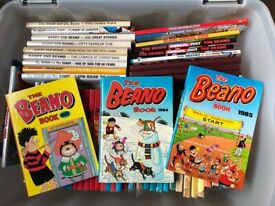 Beano Annual Book Collection Huge Bundle