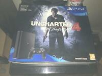 Ps4 slim 500gb console brand new