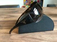 Genuine Rare Women's PRADA Sunglasses Tortoise