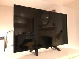 """Phillips 4000 series 32"""" LED HD ultra slim TV as new condition"""