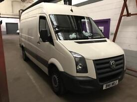 Volkswagen crafter MWB 2011 facelift -1previous owner full service