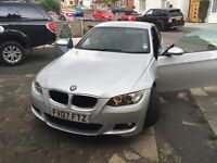 BMW 320I M Sport Coupe with Full Leather & Xenon Headlights