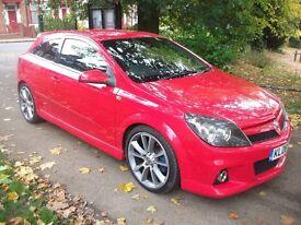 Vauxhall Astra 2.0 i 16v VXR Sport Hatch 3dr 12 MONTHS WARRANTY FREE 2008 (08 reg), Hatchback