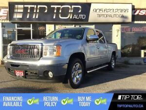 2013 GMC Sierra 1500 SLT ** Sunroof, Bluetooth, Leather, Backup