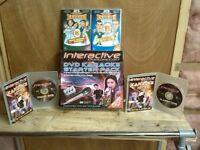 DVD Karaoke starter pack.
