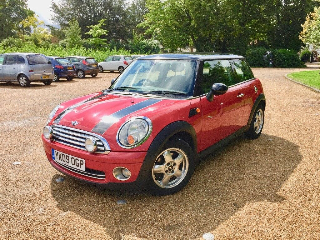 2009 MINI Hatch 1 6 Cooper 3dr | Low Mileage | Very cleaned | Alternate4  Polo Golf bmw 116 Audi A3 | in Barking, London | Gumtree