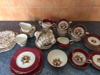 Bone Chine Tea sets / vintage