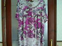 New size 16 top