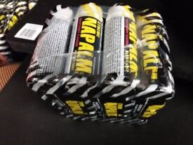 20 x FA Napalm pre workout energy shots -- protein