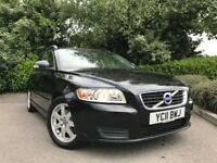2011 (11) Volvo V50 1.6D DRIVe ( s/s ) ES FULL VOLVO SERVICE HISTORY IMMACULATE CAMBELT REPLACED