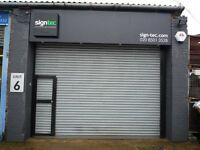 Light Industrial Unit for Rent