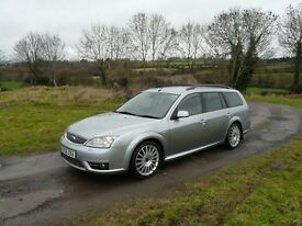 Ford Mondeo ST220 LPG Converted