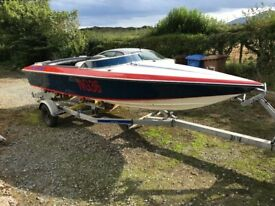 NIMROD (WESTERLY) sailing boat & trailer for sale (would
