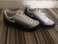 Nike air running trainers size 8