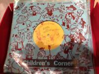 Children's corner collectable vinyl records