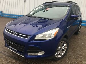 2013 Ford Escape SEL *LEATHER-SUNROOF-NAVIGATION*