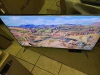 """Samsung 55"""" SUHD 4k Tv Bargain Apps Freesat wi-fi Warranty"""