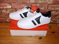 NEW Mens Gola White Trainers Size UK 8.5