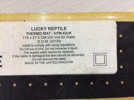 Lucky reptile heat mat/strip
