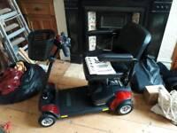 Go Go Elite Traveller 4 Mobility Scooter