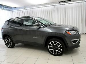 2017 Jeep Compass BEAUTIFUL!!!! LIMITED 4x4 SUV w/ BLUETOOTH, NA