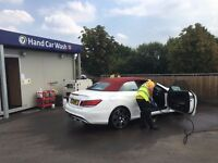 HAND CAR WASH FOR SALE IN BRISTOL