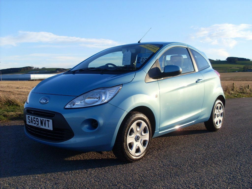 Ford Ka Style New Model Blue Two Owners  Miles Stunning Car Must See