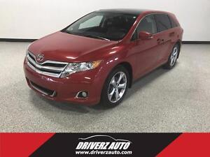 2013 Toyota Venza AWD, LEATHER, BLUETOOTH