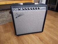 Fender Champion 40 Watt Amplifier for Electric Guitars