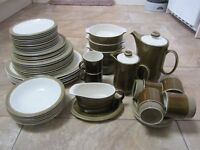 Poole Pottery - Tea Coffee Set / Dinner Set Service
